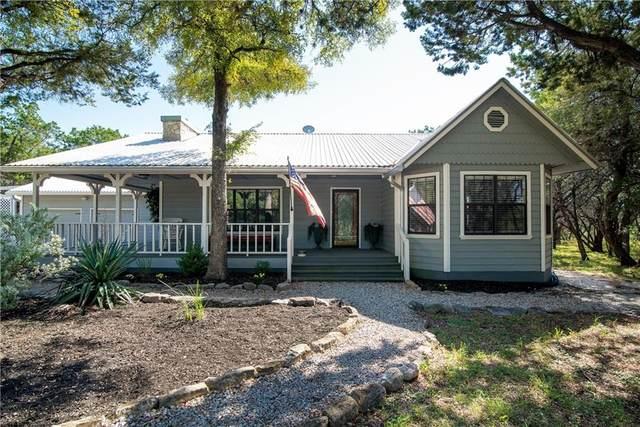 1401 Avenida Serena, Marble Falls, TX 78654 (MLS #9126162) :: The Lugo Group
