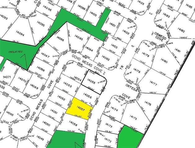 9006 Timber Trl, Lago Vista, TX 78645 (#9127881) :: Zina & Co. Real Estate