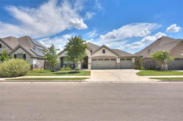 516 Blue Agave Ln, Georgetown, TX 78626 (#9132117) :: Lauren McCoy with David Brodsky Properties