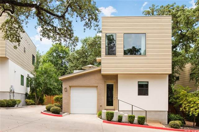 707 Cardinal Ln G1, Austin, TX 78704 (#9133293) :: 12 Points Group