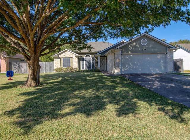 225 Little Lake Rd, Hutto, TX 78634 (#9133577) :: Ana Luxury Homes