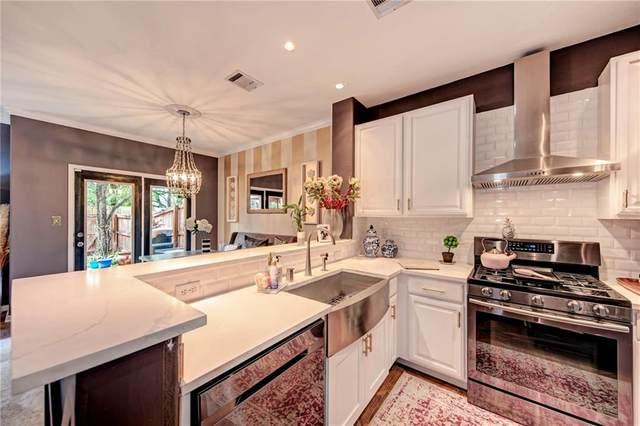 4620 W William Cannon Dr #30, Austin, TX 78749 (#9137855) :: Lauren McCoy with David Brodsky Properties