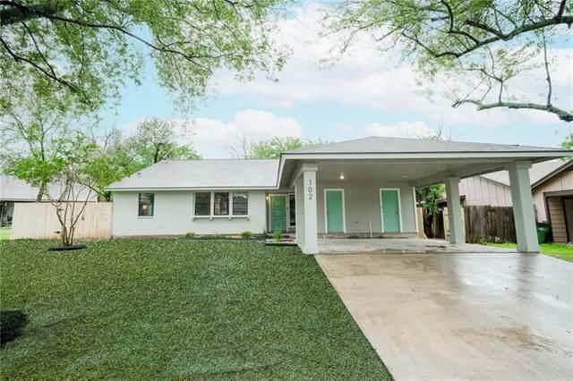 102 Nicole Cv, Round Rock, TX 78664 (#9138674) :: Tai Earthman | Keller Williams Realty
