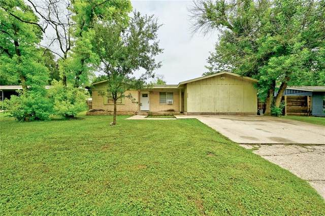 1201 Sahara Ave, Austin, TX 78745 (#9140640) :: Papasan Real Estate Team @ Keller Williams Realty