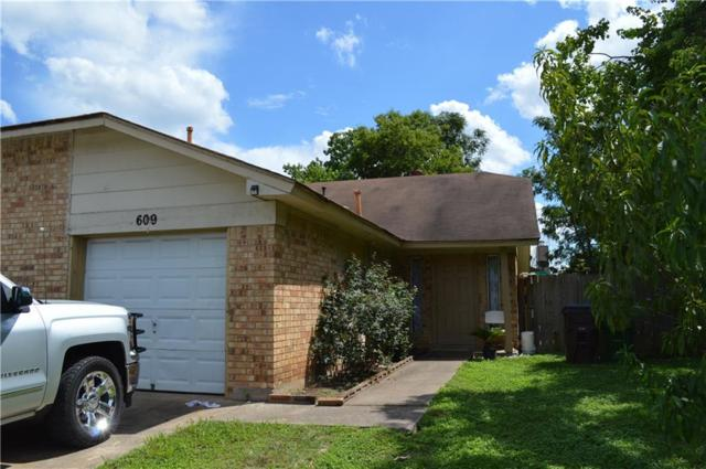 609 Misty Morning Way, Round Rock, TX 78664 (#9141430) :: The Gregory Group