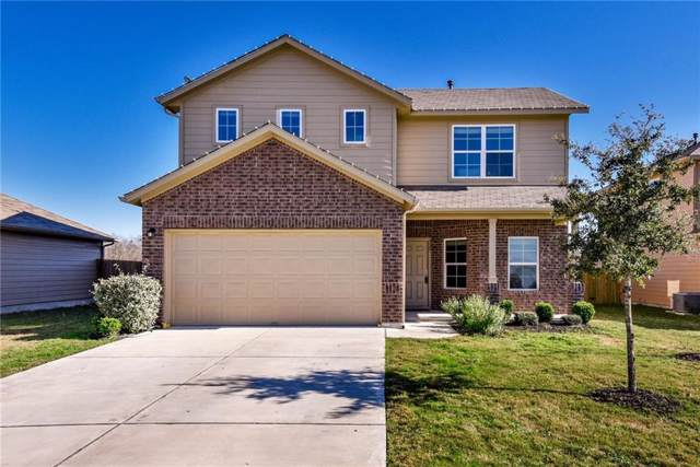 725 Luna Vista Dr, Hutto, TX 78634 (#9144337) :: Papasan Real Estate Team @ Keller Williams Realty