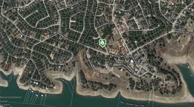 21200 Highland Lake Dr, Lago Vista, TX 78645 (#9150929) :: The Perry Henderson Group at Berkshire Hathaway Texas Realty