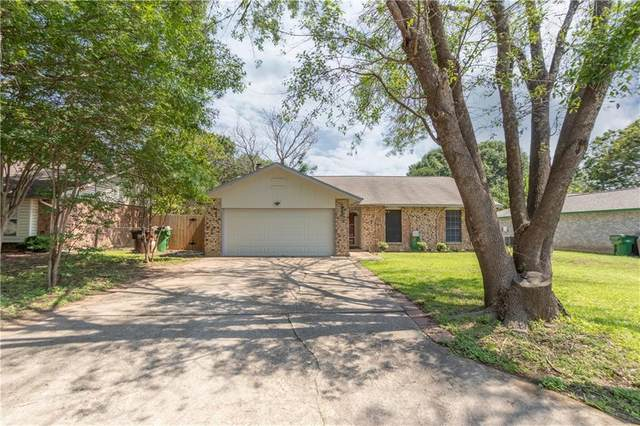 1005 Longmeadow Dr, Round Rock, TX 78664 (#9151004) :: Realty Executives - Town & Country