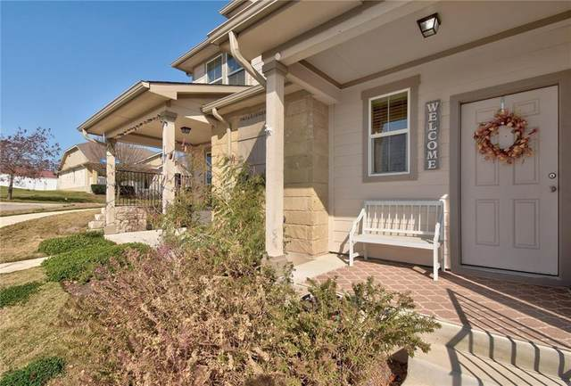 110 Gates Of The Arctic Ave, Pflugerville, TX 78660 (#9152528) :: The Myles Group | Austin
