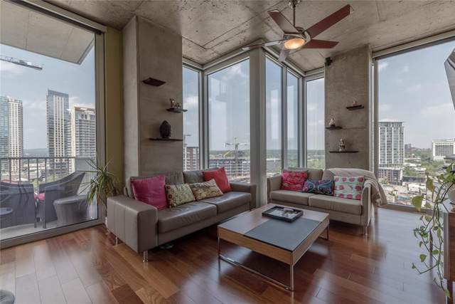 360 Nueces St #1416, Austin, TX 78701 (#9152689) :: The Perry Henderson Group at Berkshire Hathaway Texas Realty