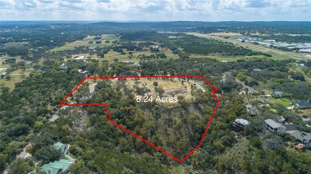 LOT 5 & 6 Contrails Way, Spicewood, TX 78669 (#9157421) :: The Perry Henderson Group at Berkshire Hathaway Texas Realty