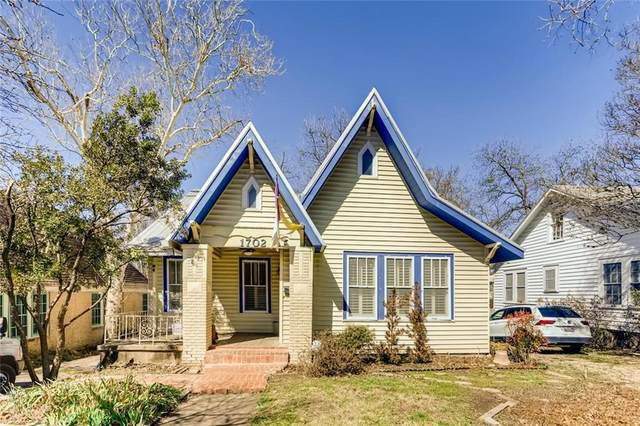 1702 Hartford Rd, Austin, TX 78703 (#9158994) :: Realty Executives - Town & Country