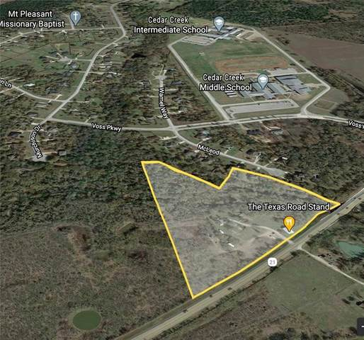 962 W State Highway 21 W, Cedar Creek, TX 78612 (#9161147) :: The Summers Group