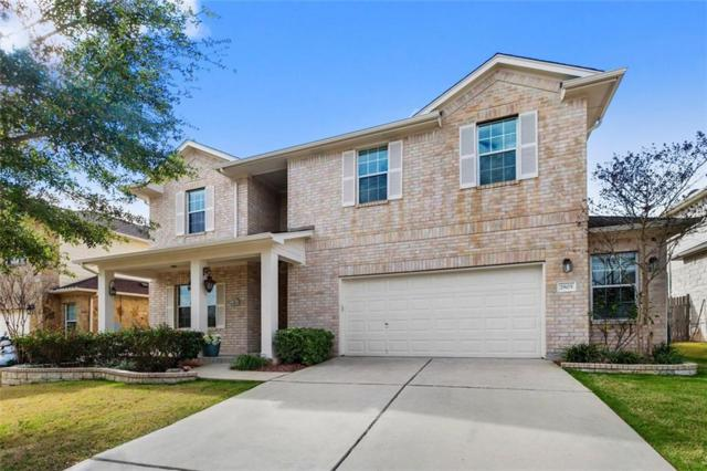 2805 Barley Field Pass, Pflugerville, TX 78660 (#9162235) :: The Heyl Group at Keller Williams