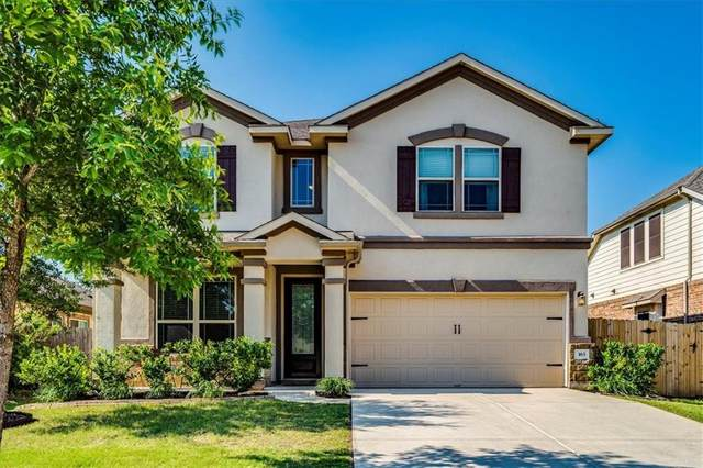 163 Fletcher Bnd, Buda, TX 78610 (#9165194) :: Papasan Real Estate Team @ Keller Williams Realty