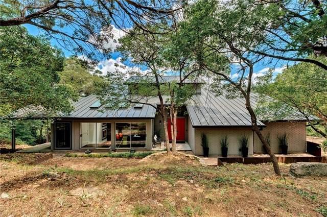 806 Canyon Creek Dr, West Lake Hills, TX 78746 (#9169990) :: Watters International