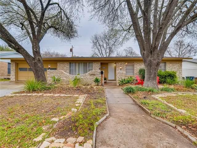 5503 Mapleleaf Dr, Austin, TX 78723 (#9171407) :: Ben Kinney Real Estate Team