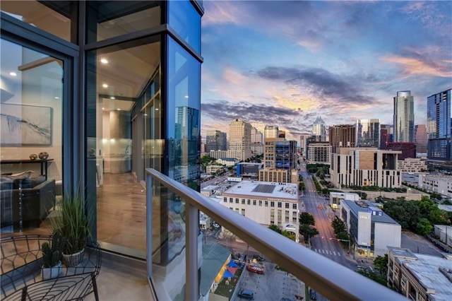 501 West Ave #1501, Austin, TX 78701 (#9171707) :: Lucido Global