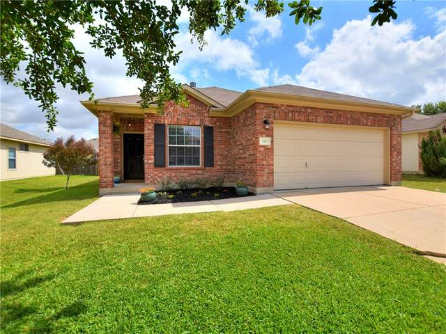 118 Almquist St, Hutto, TX 78634 (#9171721) :: The Perry Henderson Group at Berkshire Hathaway Texas Realty