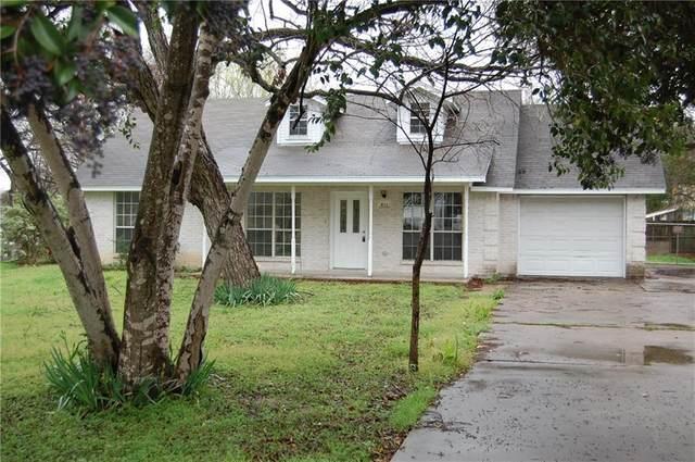 624 S Main St, Lockhart, TX 78644 (#9173182) :: Ben Kinney Real Estate Team