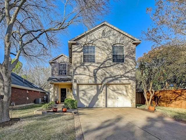 8603 Bobcat Dr, Round Rock, TX 78681 (#9175194) :: Watters International