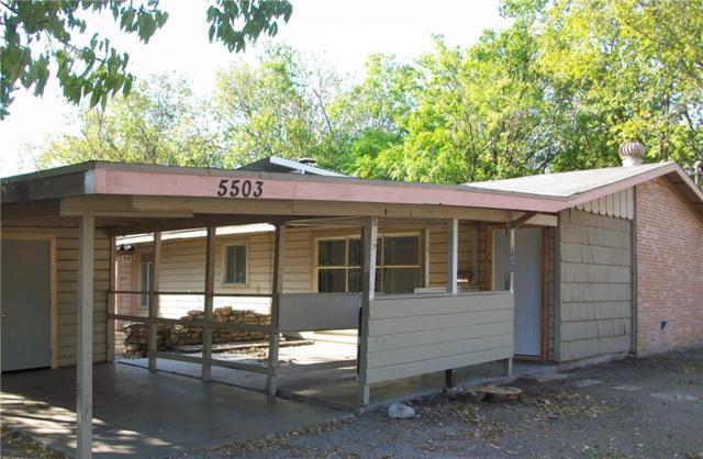 5503 Manor, Austin, TX 78723 (#9175301) :: The Heyl Group at Keller Williams