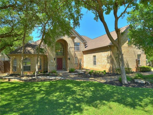 110 Champions Ct, Georgetown, TX 78628 (MLS #9177879) :: Vista Real Estate
