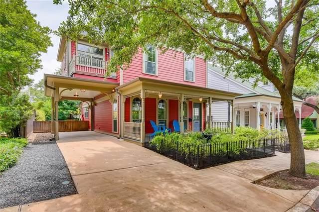 1309 Waller St, Austin, TX 78702 (#9179304) :: Umlauf Properties Group