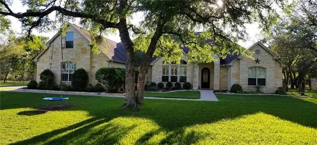 1243 Trails End, Salado, TX 76571 (#9179457) :: Lauren McCoy with David Brodsky Properties