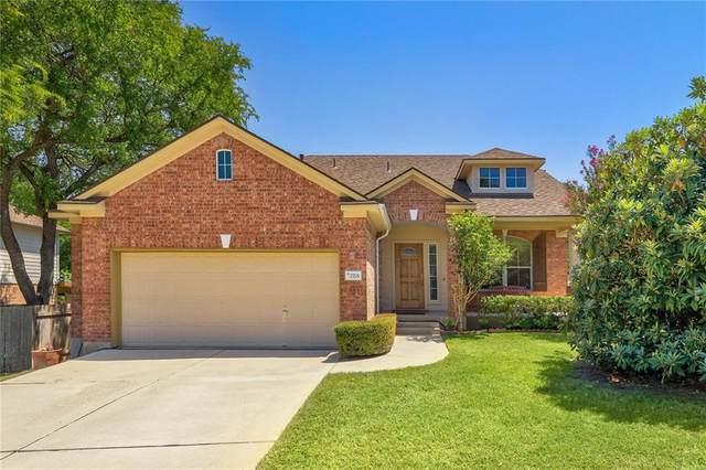 2701 Rosemount Cv, Round Rock, TX 78665 (#9179656) :: Green City Realty