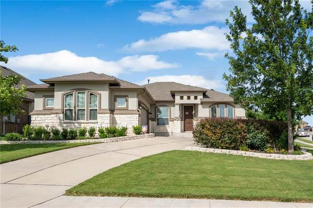 200 Lightcliff St, Hutto, TX 78634 (#9180261) :: The Perry Henderson Group at Berkshire Hathaway Texas Realty