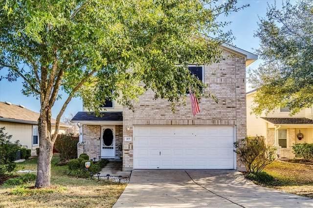 405 Quarter Ave, Buda, TX 78610 (#9180374) :: Azuri Group | All City Real Estate