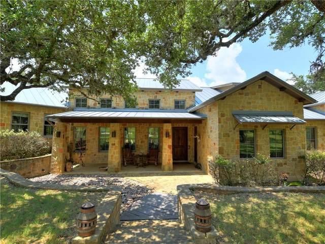 350 Lone Spur Ln, Driftwood, TX 78619 (#9184487) :: Papasan Real Estate Team @ Keller Williams Realty