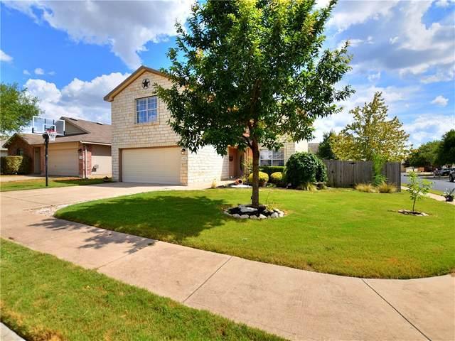 153 Granite Path, Liberty Hill, TX 78642 (#9184533) :: Papasan Real Estate Team @ Keller Williams Realty