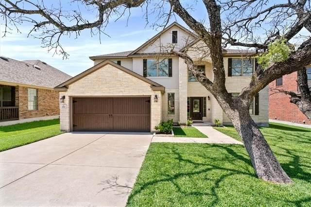 2511 Midnight Star Dr, Cedar Park, TX 78613 (#9185269) :: Ben Kinney Real Estate Team