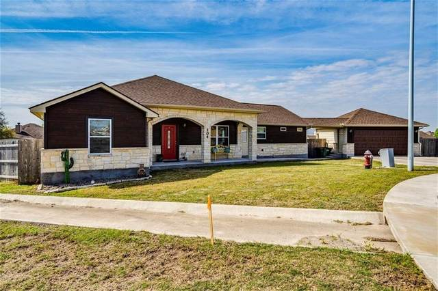 104 Tanner Ct S, Burnet, TX 78611 (#9185985) :: The Perry Henderson Group at Berkshire Hathaway Texas Realty
