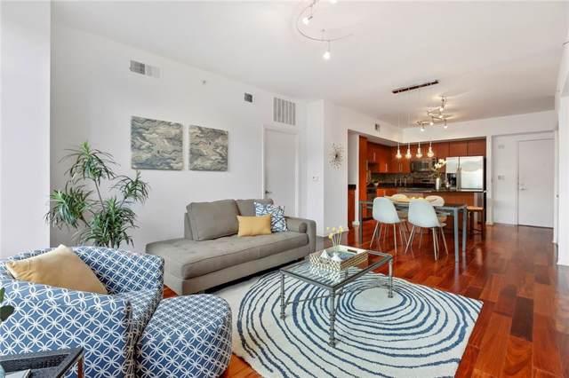 54 Rainey St #607, Austin, TX 78701 (#9187315) :: Papasan Real Estate Team @ Keller Williams Realty