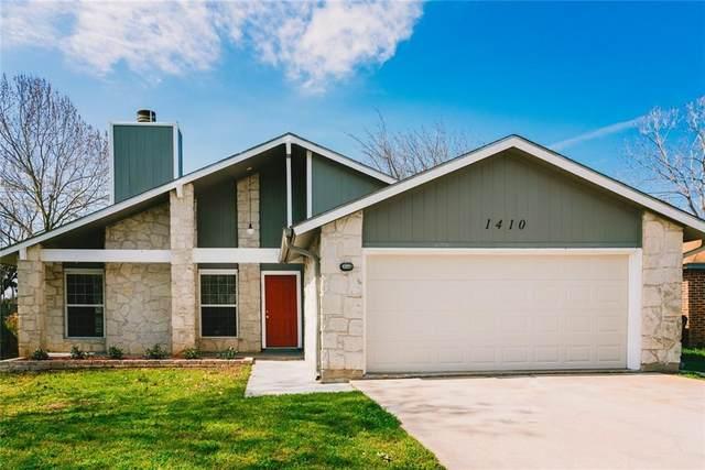 1410 Bellmar Dr, Round Rock, TX 78664 (#9188143) :: Watters International