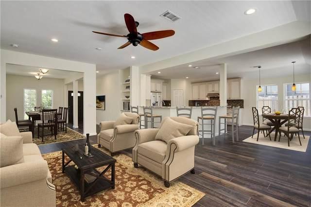 210 S Meadowlark St, Lakeway, TX 78734 (#9190433) :: Papasan Real Estate Team @ Keller Williams Realty