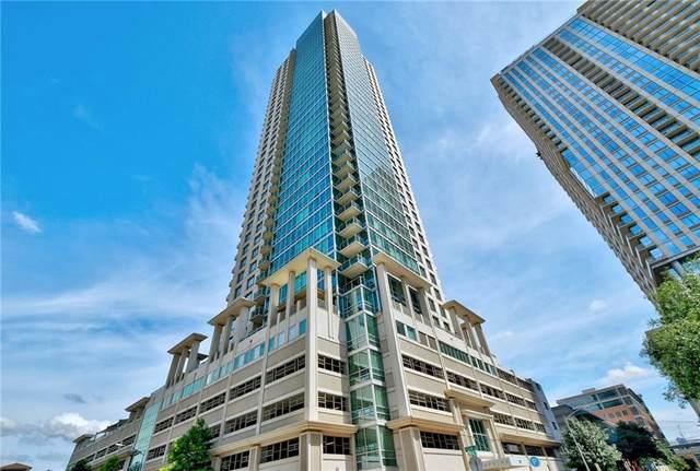 300 Bowie St #1705, Austin, TX 78703 (#9190731) :: Papasan Real Estate Team @ Keller Williams Realty