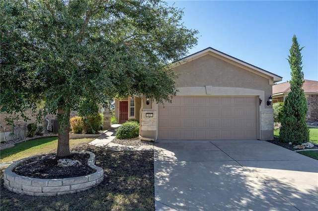411 Sheldon Lake Dr, Georgetown, TX 78633 (#9191016) :: Papasan Real Estate Team @ Keller Williams Realty
