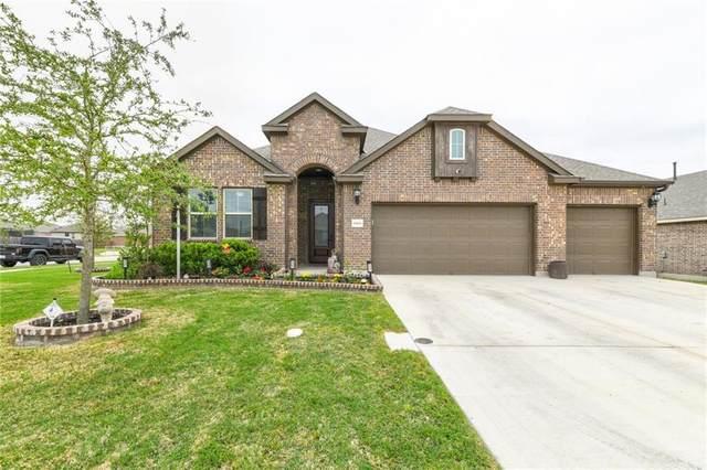 6801 Leonardo Dr, Round Rock, TX 78665 (#9198146) :: Papasan Real Estate Team @ Keller Williams Realty