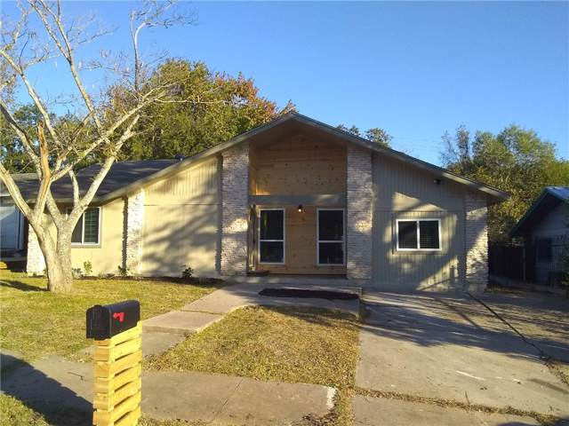 5205 Palo Blanco Ln, Austin, TX 78744 (#9198680) :: Kourtnie Bertram | RE/MAX River Cities