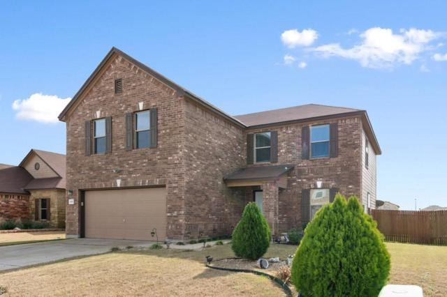 505 Carrington St, Hutto, TX 78634 (#9198691) :: Watters International
