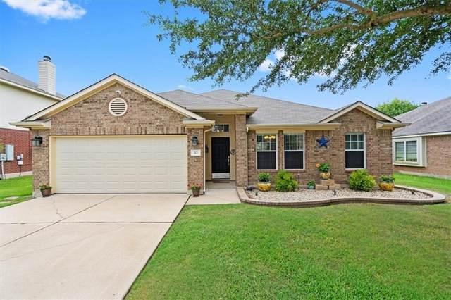 112 Kerley Dr, Hutto, TX 78634 (#9200165) :: Ben Kinney Real Estate Team
