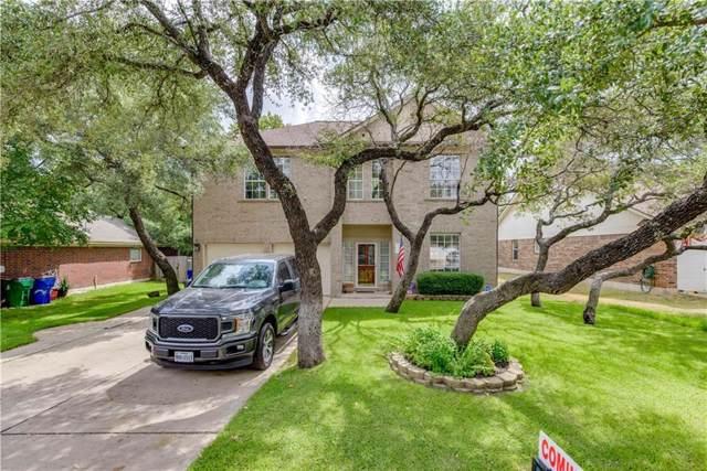 1700 Azalea Dr, Cedar Park, TX 78613 (#9200899) :: The Heyl Group at Keller Williams