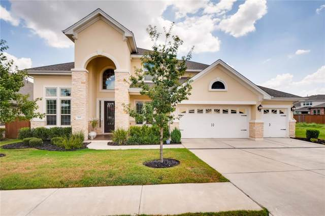 2615 Mazaro Way, Round Rock, TX 78665 (#9203683) :: The Perry Henderson Group at Berkshire Hathaway Texas Realty