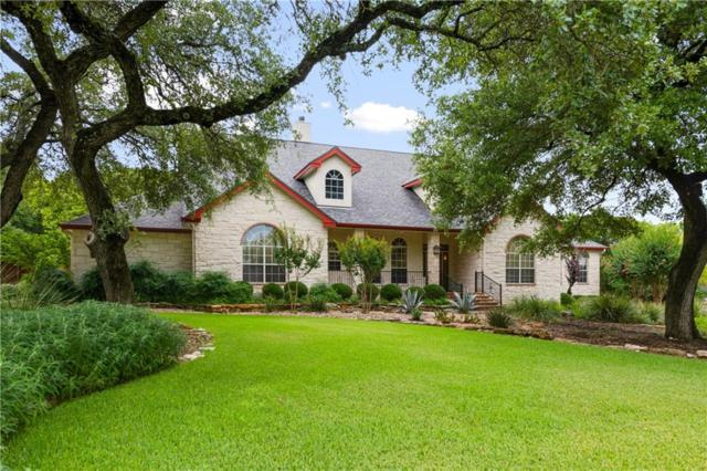 326 Allen Cir, Georgetown, TX 78633 (#9204660) :: Watters International