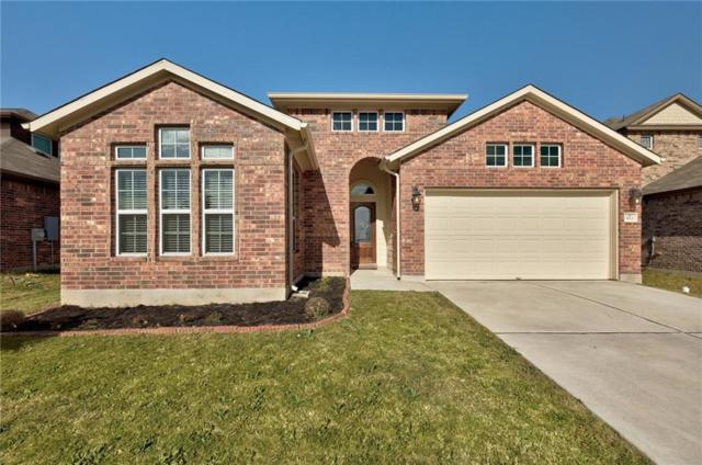 422 Hendelson Ln, Hutto, TX 78634 (#9204964) :: Watters International