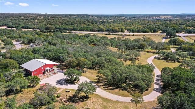 2633 N U.S. Hwy 281, Johnson City, TX 78636 (#9206353) :: Papasan Real Estate Team @ Keller Williams Realty